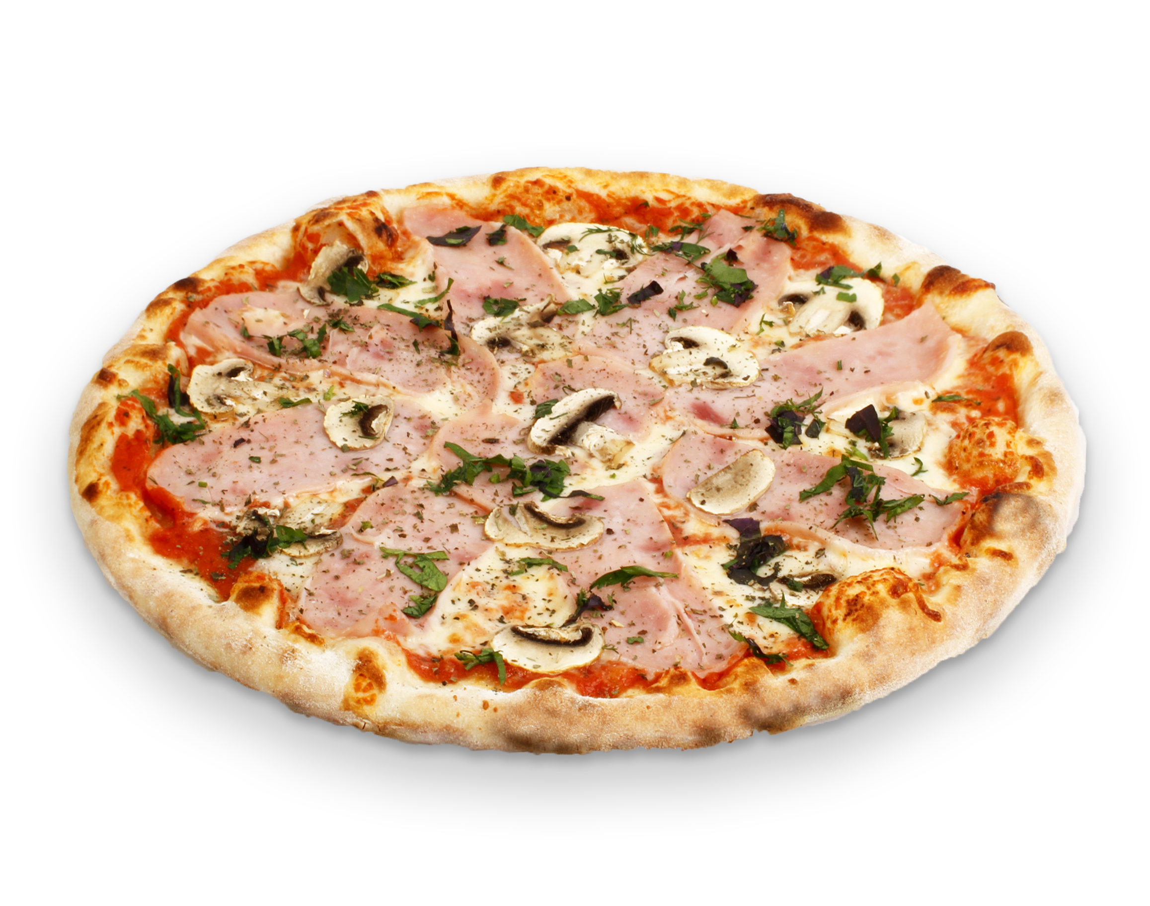 пицца Прошутто кон фунги