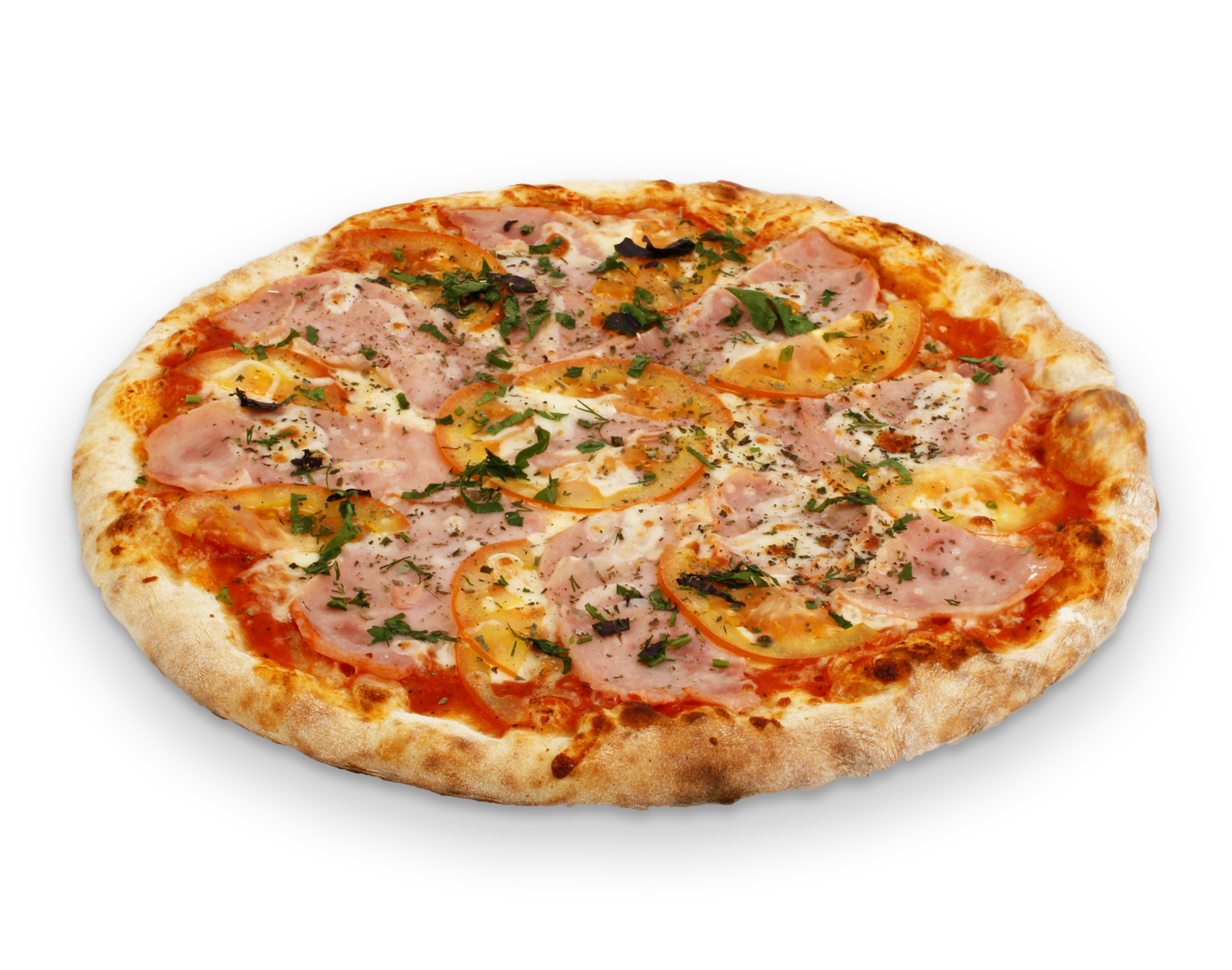 пицца  Прошутто кон помидоро