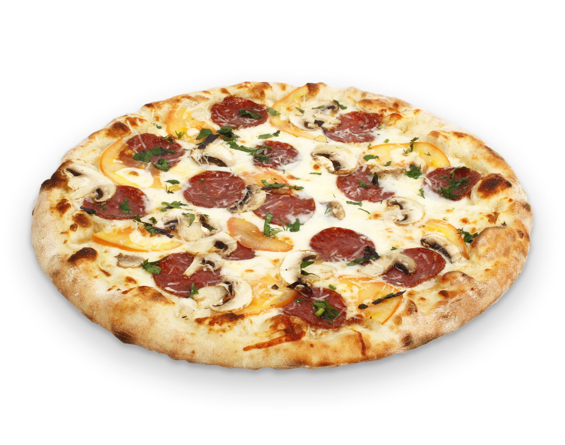пицца Сальсичи
