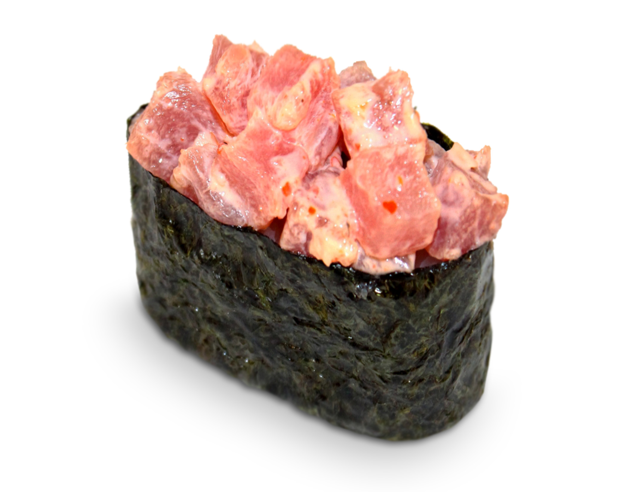 Суши спайси с тунцом