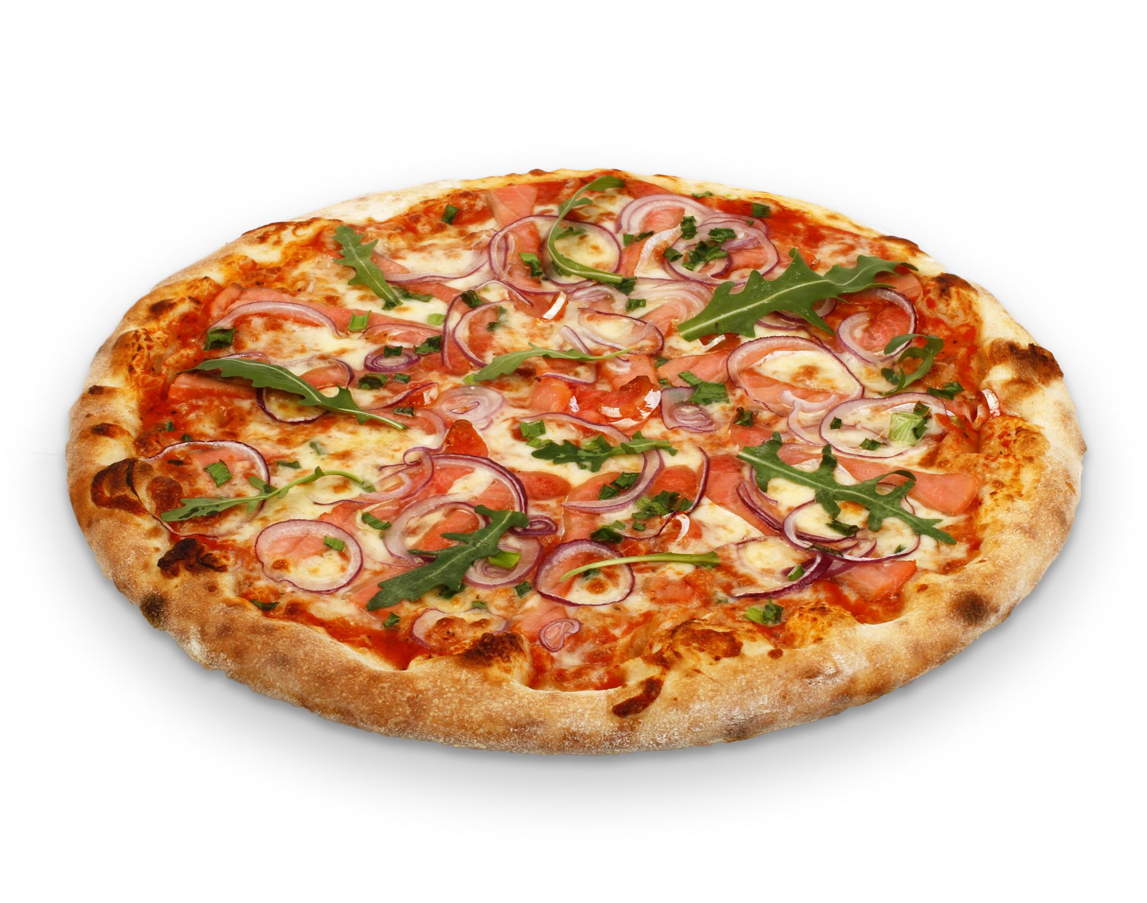 пицца Трота кон руккола